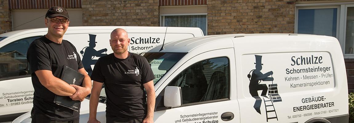 Schornsteinfeger Großräschen Torsten Schulze